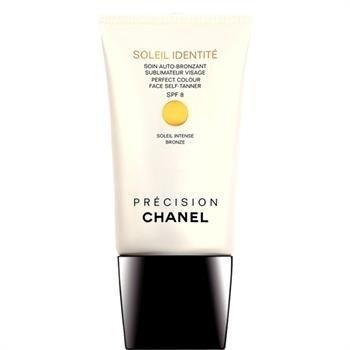 Chanel Soleil Auto-Bronzant Intense/Bronze samoopalacz do twarzy 50ml