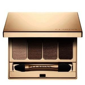Clarins 4-Colour Eyeshadow Palette Paleta 4 cieni do powiek 6,9g 03 brown