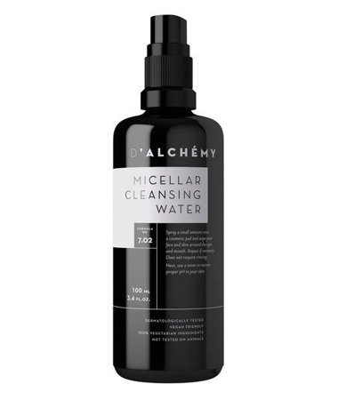 D'Alchemy Micellar Cleansing Water płyn micelarny do demakijażu 100ml