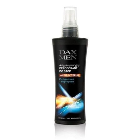 Dax Men Antibacterial antyperspiracyjny dezodorant do stóp spray 150ml