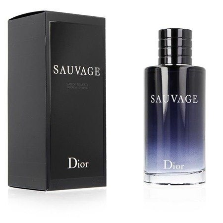 Dior Sauvage woda toaletowa spray 200ml