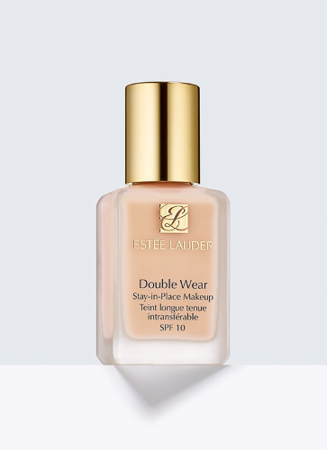 Estee Lauder Double Wear Stay-In-Place Makeup 1W1 Bone - Podkład 30ml   +  G  R  A  T  I  S  :  P R Ó B K A   _  C L A R I N S  !