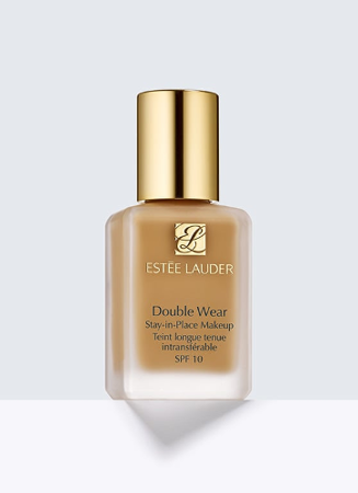Estee Lauder Double Wear Stay-In-Place Makeup 3W1 Tawny - Podkład 30ml   +  G  R  A  T  I  S  :  P R Ó B K A   _  C L A R I N S  !
