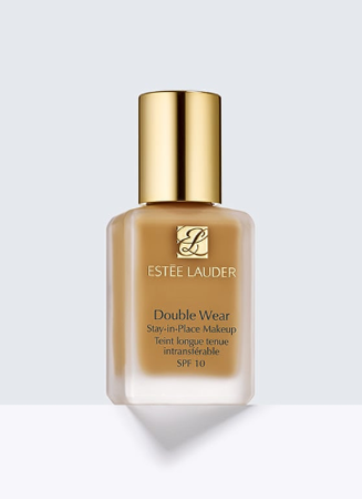 Estee Lauder Double Wear Stay-In-Place Makeup 4N1 Shell Beige - Podkład 30ml   +  G  R  A  T  I  S  :  P R Ó B K A   _  C L A R I N S  !