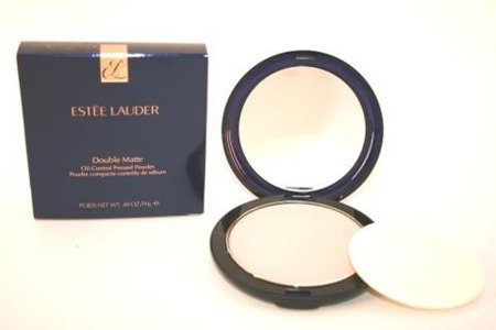 Estee Lauder DoubleMatte Pressed Powder nr 02 LIGHT- MEDIUM Puder prasowany 14g