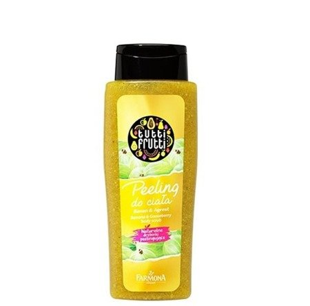 Farmona Tutti Frutti peeling do ciała Banan & Agrest 100ml