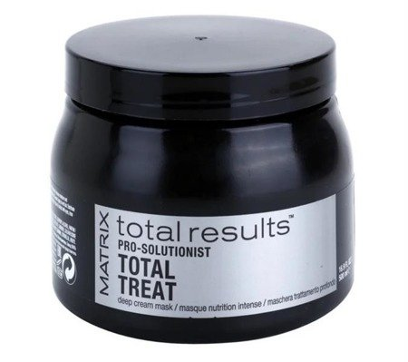 Matrix Total Results Pro-Solutionist Deep Cream Mask odżywcza maska do włosów 500ml